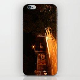 Wooster Street iPhone Skin