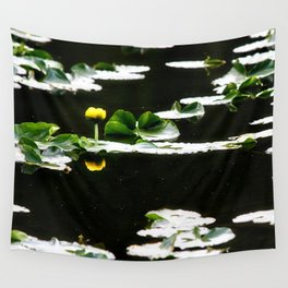 Swimming Solitude Wall Tapestry