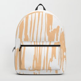 Modern Coral Stripes IV Backpack