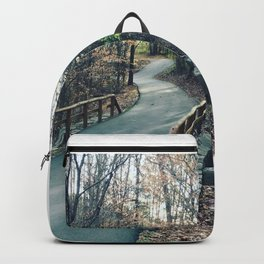 Path in the Woods Backpack