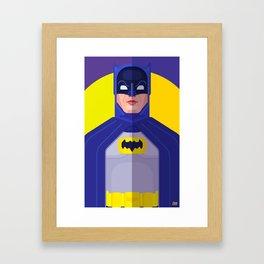 Bat 66 Framed Art Print