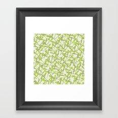 Untitled I | Manzana Framed Art Print