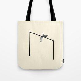 Hurdle (Square) Tote Bag