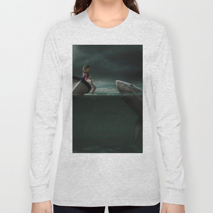 Unusual Friend Long Sleeve T-shirt
