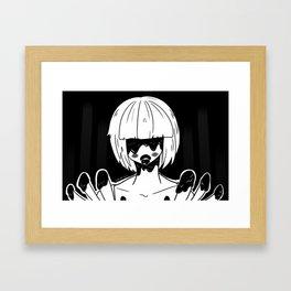 Sucre Framed Art Print