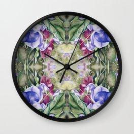 Lathyrus 5 Wall Clock
