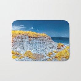 Cliff Panorama tropical Bath Mat