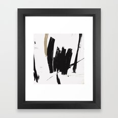 UNTITLED #17 Framed Art Print