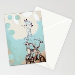 where you be chile? Stationery Cards