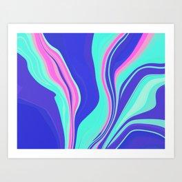 The Borealis Effect Art Print