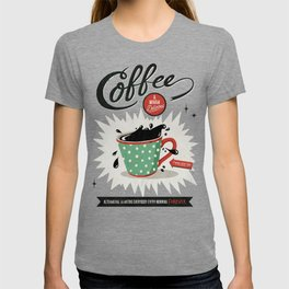 Saved By Coffee T-shirt