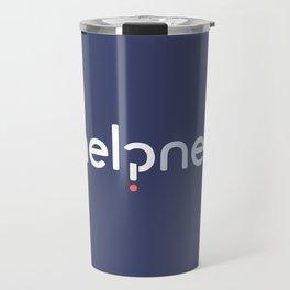 helpnet Travel Mug
