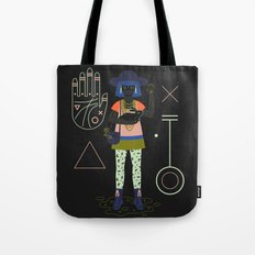 Witch Series: Palm Reader Tote Bag