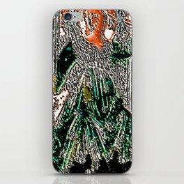 Woman N74 iPhone Skin