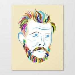 Bon Iver Canvas Print