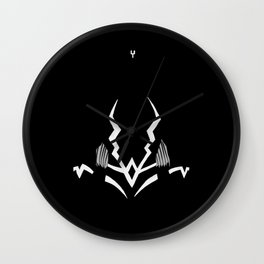 Blackagar Boltagon Wall Clock