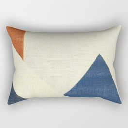 Harbour Entrance Rectangular Pillow