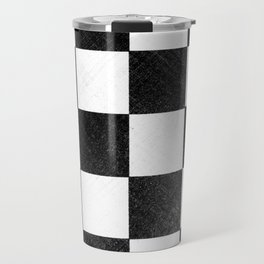 Dirty checkers Travel Mug
