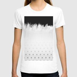 Christmas Geometric Pattern T-shirt