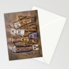 Coffeehouse - draw Stationery Cards