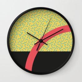 Memphis Style N°4 Wall Clock