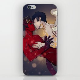 Malec iPhone Skin