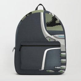 Retro classic Handphone iPhone 4 5 6 7, pillow case, mugs and tshirt Backpack