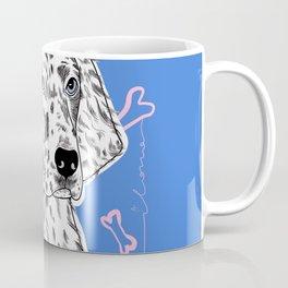 Good Boy - Dog Bones and Treats Coffee Mug