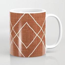 Nudo in Rust Coffee Mug