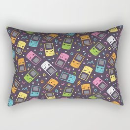 Game Boy Rectangular Pillow