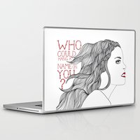 ruby Laptop & iPad Skins featuring Ruby by blonda