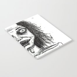 CRAZY DUDE Notebook