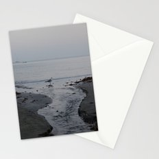 It all leads to the ocean.  Stationery Cards