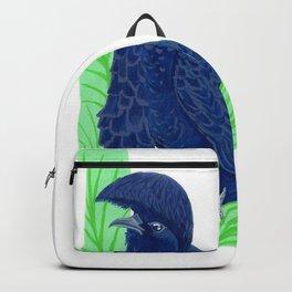 U is for Umbrella Bird Letter Alphabet Decor Design Art Pattern Backpack