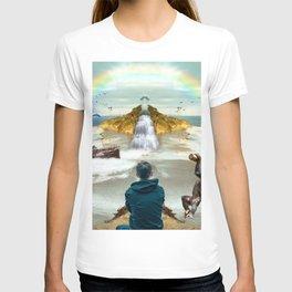 dreamer in Laguna Beach T-shirt