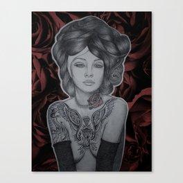 GOGO Canvas Print