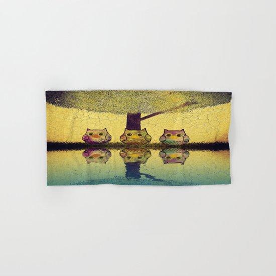 owl-892 Hand & Bath Towel