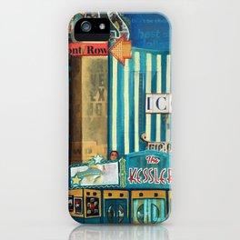 The Kessler iPhone Case