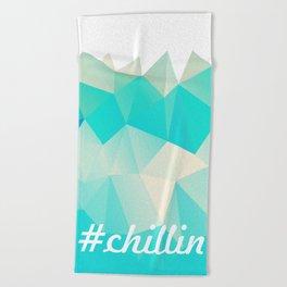 Chillin Beach Towel