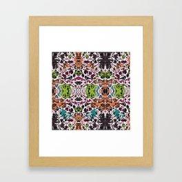 Magical Egg Shells Framed Art Print