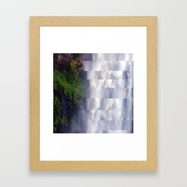 Ghosts in Paradise Framed Art Print