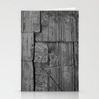 stone Stationery Cards featuring Stone by Claire Elizabeth Stringer
