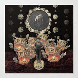 The Corruptible Alchemy of All Things Canvas Print