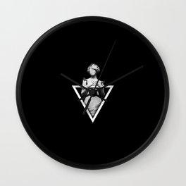 Clayface Wall Clock