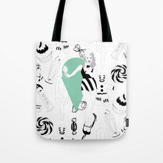 For the sweet tooth Tote Bag