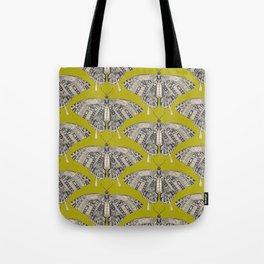 swallowtail butterfly citron basalt Tote Bag