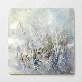 Winter 3 Metal Print