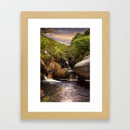 Water is Life Framed Art Print