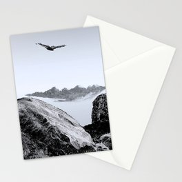 THE OUTPOST Stationery Cards