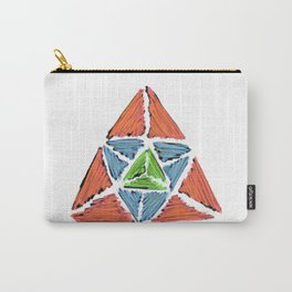3 Elements In Balance Carry-All Pouch